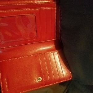 Kenneth Cole Bags - Red woman's wallet